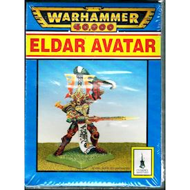 ELDAR AVATAR WARHAMMER 40000 GAMES WORKSHOP