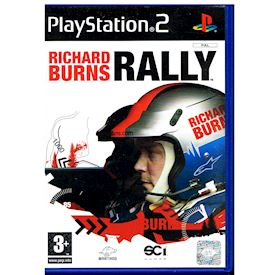 RICHARD BURNS RALLY PS2