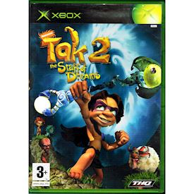 TAK 2 THE STAFF OF DREAMS XBOX