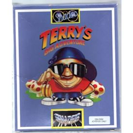 TERRY'S BIG ADVENTURE C64 DISK