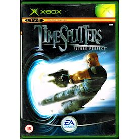 TIME SPLITTERS FUTURE PERFECT XBOX