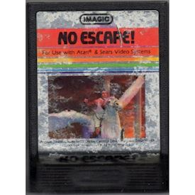 NO ESCAPE! ATARI 2600