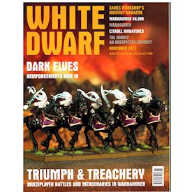 WHITE DWARF NOVEMBER 2013