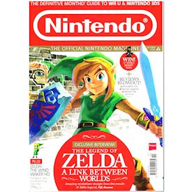 THE OFFICIAL NINTENDO MAGAZINE NR 99 OKTOBER 2013