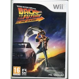 BACK TO THE FUTURE THE GAME WII