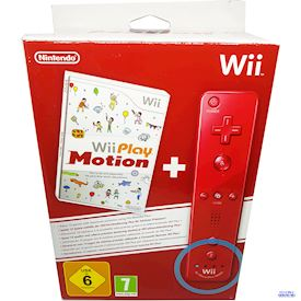 WII PLAY MOTION MED WIIMOTE+ HANDKONTROLL