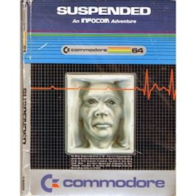 SUSPENDED C64 DISK