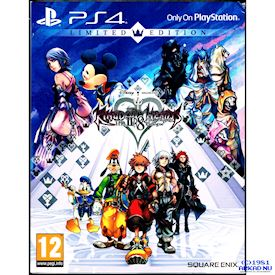 KINGDOM HEARTS HD 2.8 FINAL CHAPTER PROLOGUE LIMITED EDITION PS4