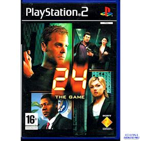 24 THE GAME PS2 PROMO