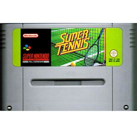 SUPER TENNIS SNES SCN