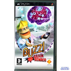 BUZZ BRAIN BENDER PSP