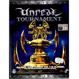 UNREAL TOURNAMENT PC BIGBOX