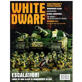 WHITE DWARF DECEMBER 2013