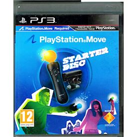 PLAYSTATION MOVE STARTER DISC PS3