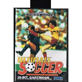 ULTIMATE SOCCER MEGADRIVE