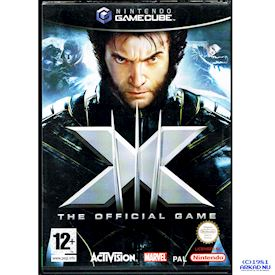 X-MEN THE OFFICIAL GAME GAMECUBE