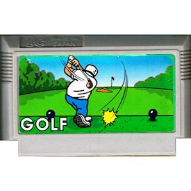 GOLF BOOTLEG FAMICOM