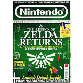 THE OFFICIAL NINTENDO MAGAZINE NR 96 JULI 2013