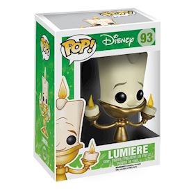 FUNKO POP LUMIERE DISNEY #93