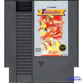 TRACK & FIELD NES REV-A