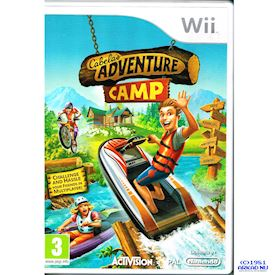 CABELAS ADVENTURE CAMP WII