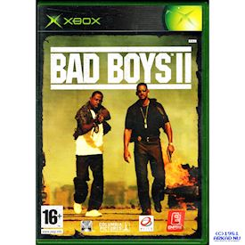 BAD BOYS II XBOX