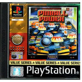 PINBALL POWER PS1