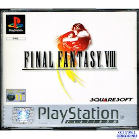 FINAL FANTASY VIII PS1