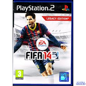 FIFA 14 LEGACY EDITION PS2