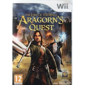 THE LORD OF THE RINGS ARAGORN'S QUEST WII