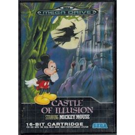 CASTLE OF ILLUSION STARRING MICKEY MOUSE MEGADRIVE
