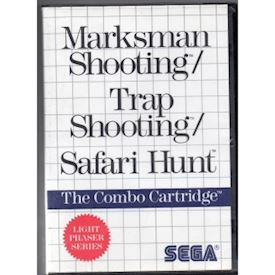 MARKSMAN SHOOTING + TRAP SHOOTING + SAFARI HUNT MASTER SYSTEM