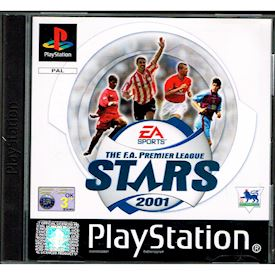 THE FA PREMIER LEAGUE STARS 2001 PS1