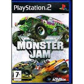 MONSTER JAM PS2