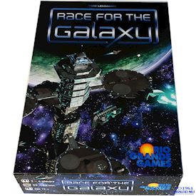 RACE FOR THE GALAXY KORTSPEL