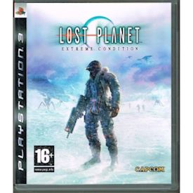 LOST PLANET EXTREME CONDITIONS PS3