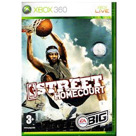 STREET HOMECOURT XBOX 360