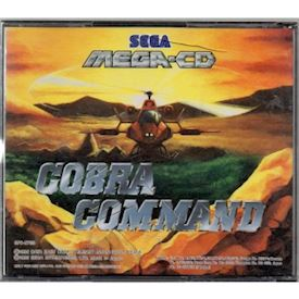 COBRA COMMAND / SOL-FEACE MEGA-CD