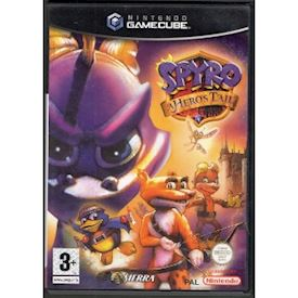 SPYRO A HERO'S TAIL GAMECUBE