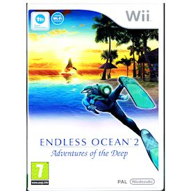 ENDLESS OCEAN 2 ADVENTURES OF THE DEEP WII