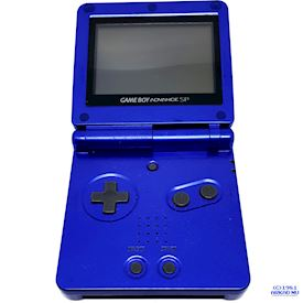 GAMEBOY ADVANCE SP COBALT