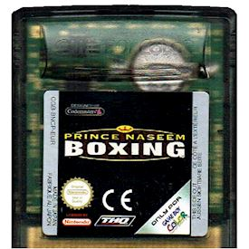 PRINCE NASEEM BOXING GAMEBOY COLOR