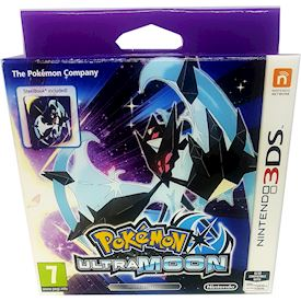 POKEMON ULTRA MOON FAN EDITION 3DS