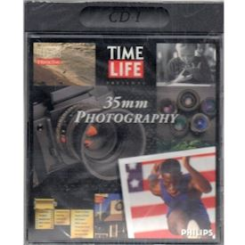 TIME LIFE 35MM PHOTOGRAPHY CD-I