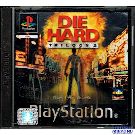 DIE HARD TRILOGY 2 VIVA LAS VEGAS PS1