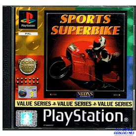 SPORTS SUPERBIKE PS1