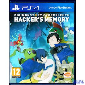 DIGIMONSTORY CYBERSLEUTH HACKERS MEMORY PS4