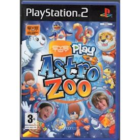 EYETOY ASTRO ZOO PS2