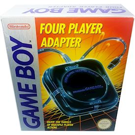 GAMEBOY FOUR PLAYER ADAPTER NY