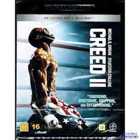 CREED II 4K ULTRA HD + BLU-RAY